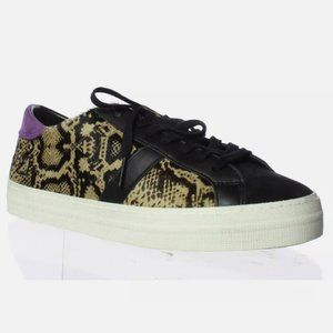 D.A.T.E Hill Low Animalier slip ons